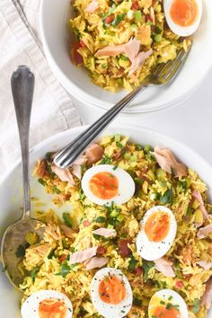 Uk Recipes, Fish Recipes, Seafood Recipes, Smoked Salmon Recipes, Smoked Fish, How To Cook Eggs, Fish And Seafood, Main Meals, Brunch