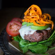 Perfect Paleo Burger