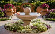 Front gardens give us an idea of what to expect inside the house, so it is important to make them as eye-catching and inviting as possible. These are some lovely pictures of what you could think about doing to make your front garden that more welcoming. A pretty stream running through your front garden will …