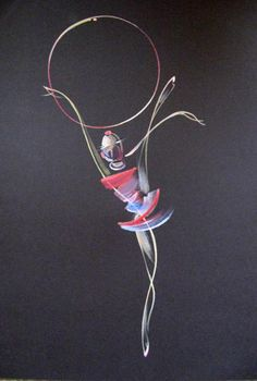 "<<""Soul palette"" # Rhythmic Gymnastics # Collection of works by artist Sergei Teplov>>"