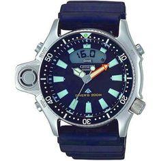 e33a455c45b COMPRE AQUI  Relógio Citizen Aqualand 1985 (Reedição) Jp2000-08 Relogio De  Pulso