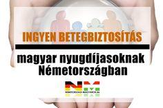Magyar nyugdíjasok ingyenes betegbiztisításban részesülnek ha Németországban jelentkeznek be.