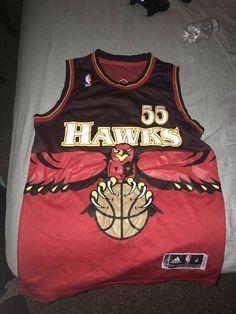 b53f14280 (eBay link) dikembe mutombo hawks jersey  fashion  clothing  shoes   accessories  mensclothing  othermensclothing