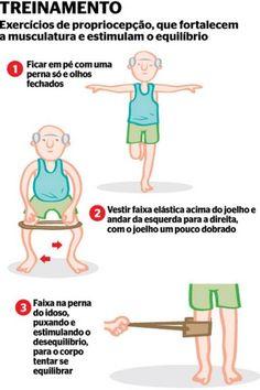 Osteoporose - Prática de exercícios físicos e alimentação previnem e tratam