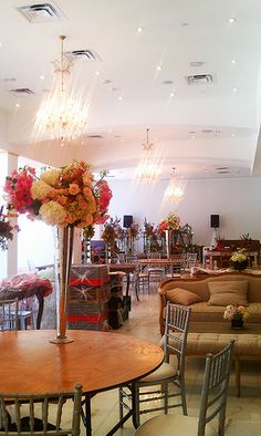Ellanesque Weddings gathered a great team of vendors to plan and coordinate the 2012 Houston's Knot Party. Photos: Craig Davis Weddings,   Lighting: Intelligent Lighting Design, Rentals: Aztec Rentals & Any Occassions, Floral: Plants N Petals and Posh Petals, DJ:Signature Eventx and Venue: Chateau Cocomar