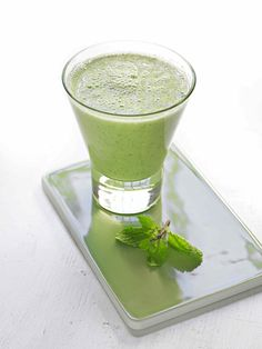 Grønn smoothie – Berit Nordstrand