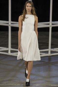 Alexander Wang Spring 2014 Ready-to-Wear Collection Slideshow on Style.com