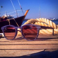 Sea, sun, and Epic Wood: a pic by Marco Solari (Soluz) on Instagram! #epos #sunglasses
