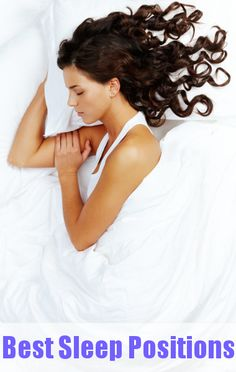 Dr Oz: best and worst sleep positions