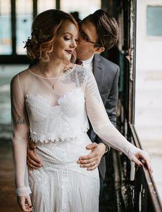 Tendance Robe du mariée 2017/2018  Rue De Seine Dress