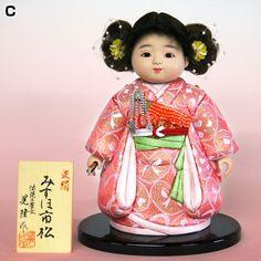 Edo Kimekomi Doll