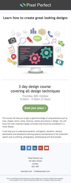 Day Book, All Design, Email Marketing, Knowledge, Templates, Learning, Stencils, Studying, Vorlage