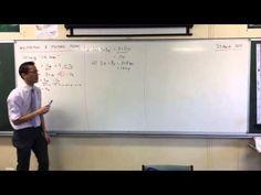 Math videos for teachers: Eddie Woo - YouTube