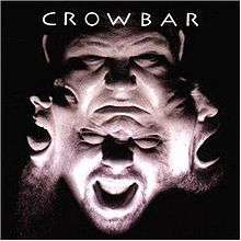 Crowbar - 'Odd Fellows Rest'--- if you turn the book upside-down and cover the faces on the sides, in the middle of the faces there's a surprise in the middle.