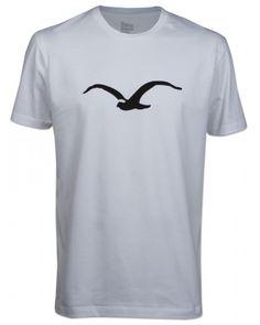Cleptomanicx Mowe Herren T-Shirt Weiß