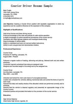 Heavy Truck Driver Resume resumecompanioncom Resume Samples