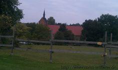 Präsentation der Kirche Wulkow