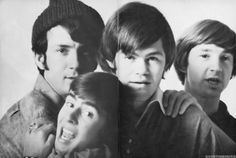 Davy Jones, Micky Dolenz, Mike Nesmith, Peter Tork (The Monkees)
