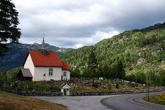 Seljord - church