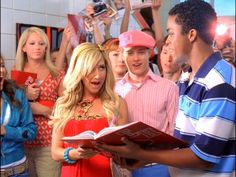 High School Musical - Zeke & Sharpay #3: b/c he didn't just give her some cookies, he gave her his heart as well! - Page 2 - Fan Forum