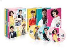 She Was Pretty (DVD) (End) (6-Disc) (MBC TV Drama) (Korea Version) [Hwang Jung Eum, Park Seo Joon, Choi Si Won]