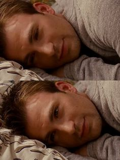 Chris Evans — I'll just sit here and pretend I'm laying next to him. ^_^