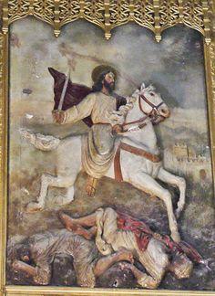 Saint Jacques, Atheist, Colonial, Medieval, Painting, Beautiful, War, Saints, Sacred Art