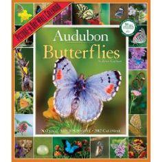 Audubon Butterflies Calendar 2012 (Picture-A-Day Wall Calendars) $11.69