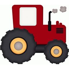 Tractors 534169205802766997 - Silhouette Design Store: farm tractor Source by claudiamarinode Tractor Quilt, Red Tractor, Tractor Drawing, Free Applique Patterns, Glass Block Crafts, Petite Section, Farm Birthday, Farm Theme, Farm Party
