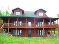 #2 Lake Vermilion Cabin Rental:  kayaks, canoe, & boat rental avail, sleeps 15, sent e-mail 5/15 unavail 8/3