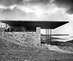 Weekend house, 1960 - Nikos Valsamakis