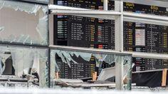 Nach Streikdrohung der Polizei: Sicherheit am Brüsseler Flughafen wird nach Terrorattacken verstärkt