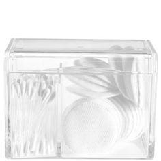 Box i akryl med lock   Åhléns