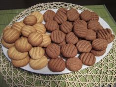 Dairy Free Recipes, Gluten Free, Crinkles, Free Food, Almond, Low Carb, Cookies, Sweet, Diet
