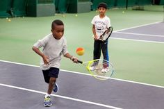 St. Peter's Junior — ProsToYou Tennis [tennis lessons in Jersey City, ages 3+]