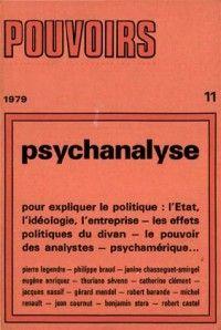 Pouvoirs #11 : Psychanalyse