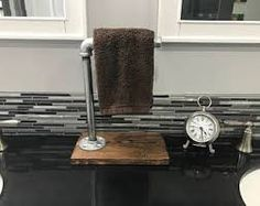 Image result for farmhouse hand towel rack