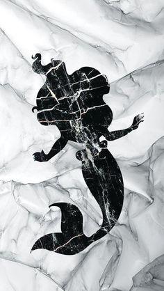 Ariel marble iphone wallpaper by Hilda