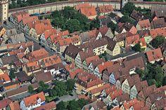 town  aerial