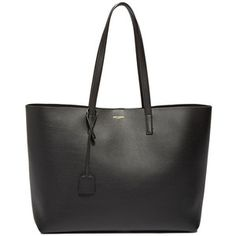 Saint Laurent Pre SS16: Saint Laurent Large Shopper Tote Bag