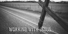 """Working with Jesus – John 9: 4-5 – Jesus said """"We must work for God as long as it is day"""". 1) Our call is to work for God till the light is available. Time is short so we cannot postpone God's work. Everything else can wait in life except for time WITH God and time FOR God 2) The amazing thing is that Jesus is calling you by saying """"We must work"""". You and Jesus are working together for the glory of God. Friend, night is approaching when we cannot work even if we desire."""