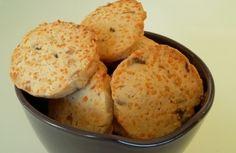 Sablé apéro aux anchois Biscuits Croustillants, Beignets, Breakfast, Pasta, Buffets, Pancake, Simple, Cucina, Chocolate Pop Tarts