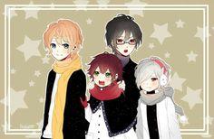 Shu, Ayato, Reiji And Subaru