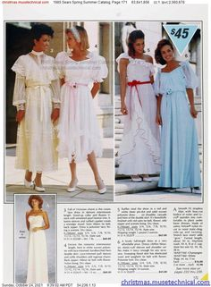 1985 Sears Spring Summer Catalog, Page 171 - Catalogs & Wishbooks