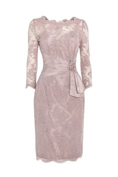 Jenn, This with a v-neck Glamorous outfits for bridesmaids and mother-of-the-brides to suit a host of colour schemes
