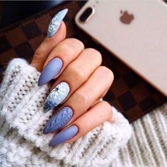 Nails If you are getting ready for the holidays by painting a winter wonderland on your nails, these Cutest Christmas Nail Art DIY Ideas will surely give you a cheerful Christmas season this year. #ChristmasNails #christmasnails
