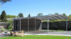 Carport & Überdachung - Creativ Zaun Design GmbH Carport Modern, Carports, Montage, Garage, Outdoor Decor, Design, Home Decor, Carport Canopy, Fence