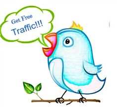 Easy Ways  To Get Free #Traffic From #Twitter