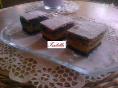 Flódni (fotorecept) - recept   Varecha.sk Ale, Desserts, Food, Tailgate Desserts, Deserts, Ale Beer, Essen, Postres, Meals