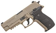 Sig Sauer P226 MK25 DESERT, 9mm, Night Sights, DA/SA: Gun Parts | Shooting Supplies | Top Gun Supply